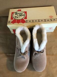 NEW SIOUX MOX WOMENS BOOTIE SLIPPERS