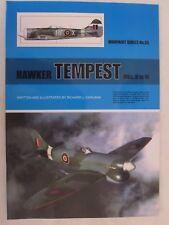 Warpaint 55 - Hawker Tempest Mks II to VI