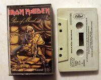 Cassette: Iron Maiden: Piece Of Mind