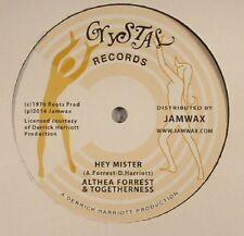 """ALTHEA FORREST & TOGETHERNESS """" HEY MISTER """" NEW UK12 REGGAE"""