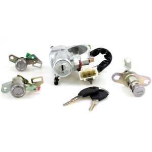 NEW IGNITION CYLINDER DOOR TRUNK LOCK Fit MTM NISSAN CEFIRO A30 30J SEDAN 94-00
