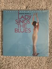 Diana Ross - Lady Sings The Blues Remastered Widescreen Laserdisc - VERY RARE