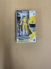 Power Rangers Lightning Collection 6-Inch Mighty Morphin Yellow Ranger