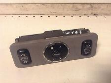 MERCEDES-BENZ CLASSE ML W163 vitre arrière boutons W A/C contrôle 1638200326