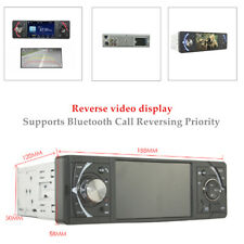 4.1''Car TF Card MP4 MP5 Player TFT Bluetooth Call Reversing Priority FM Radio