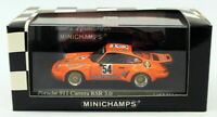 Minichamps 1/43 Scale Model 430 756954 - Porsche Carrera RSR ADAC 1000Km 1975
