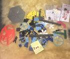 BIG VEX Robotics Part Lot Gears Connectors 100's of Pieces Hexbug STEM