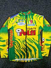 Team Polti Cycle Jersey long sleeve  adult medium