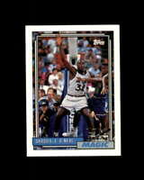 Shaquille O'Neal Rookie Card 1992-93 Topps #362 Orlando Magic