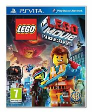 The Lego Movie Videogame Playstation PS Vita Brand New Sealed AU Delivery