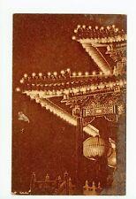 """""""Corner of Tien An Men"""" Antique Beijing Peking Tienanmen China PC ~1940s"""