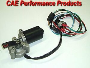WINDSCREEN ELECTRIC WIPER MOTOR CONVERSION KIT HOLDEN HK HT HG  2 SPEED