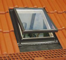Ausstiegsfenster Mehrzweckfenster Holz Optilook 46x55 Dachluke ungeheizte Räume