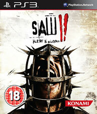 Saw 2 (II) The Video Game ~ PS3 (in Great Condition)