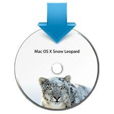 Mac OS X Snow Leopard En Telechargement