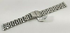 Authentic Breitling Callisto Pilot 15mm Stainless Steel Bracelet 760A