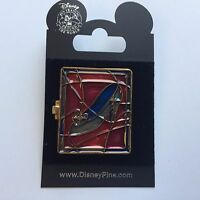 WDW - Cinderella Hinged Stained Glass Disney Pin 46927