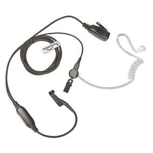 Earpiece for Multi Pin MOTOROLA MOTOTRBO Radio DP4600, DP4601, DP4800, DP4801