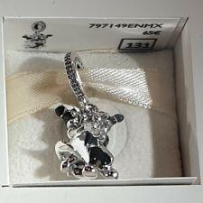 Charm Colgante Pandora Mickey Minnie Boda Disneyland Paris Exclusivo 797149ENMX