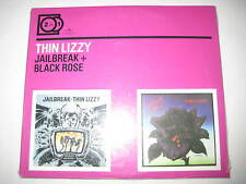 NEU + OVP 2 CD Jailbreak + Black Rose - Thin Lizzy --- Gary Moore Rolling Stones