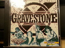 GRAVESTONE s/t Creating a monster CD High Tension Stormwitch Tyrant Noisehunter