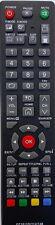 SONIQ TV Remote for SONIQ model QT166, QT155, QT155S