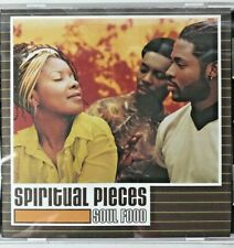 SPIRITUAL PIECES - Soul Food - CD - Free Shipping