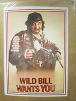 Wild Bill WANTS YOU 1979 Vintage Poster 1941 movie inv#G4000