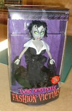MEZCO LIVING DEAD DOLLS FASHION VICTIMS LILITH ACTION FIGURE  NEW!!