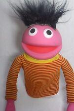 Vintage 70's Sesame Street Vicma ROOSEVELT FRANKLI  Hand Puppet Boxed Jim Henson