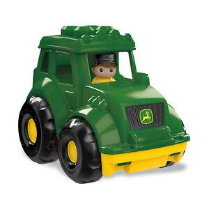 Mega Bloks John Deer Lil Tractor Set NEW IN STOCK