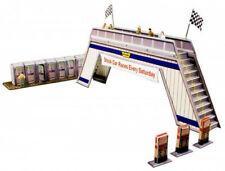 "Innovative Hobby ""Pedestrian Bridge"" 1/64 HO Slot Car Scale Photo Building Kit"