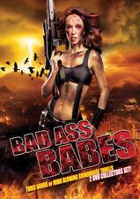Bad Ass Babes [New DVD]