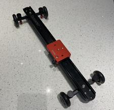 "Kamerar SD-1 Camera Slider Dolly Track Video Stabilizer 60cm/23"" w/Tripod Mount"