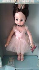 "Margot Ballerina Vintage Kehgias "" Vinyl doll Made in Greece Approx, 13"" tall"