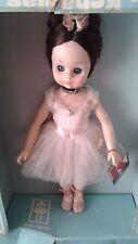 "Margot Ballerina Vintage Kehgias "" Vinyl doll Made in Greece Approx, 13"" tall"