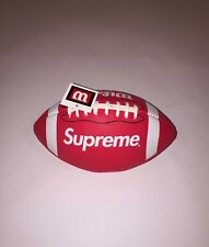 Brand New Super Rare Supreme Wilson Football Red F/W 2010