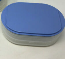 Tupperware Fridge Stackable Deli Keeper Stacking Trays for Cold Cuts