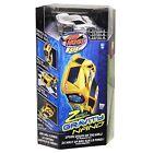 Air Hogs Zero Gravity Nano R/C Remote Electric Racing Car Grey Wall Crawler NEW