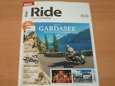 Ride NO.1 MOTORRAD UNTERWEGS