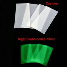 2pcs G10 Knife Handle Liner Fluorescent Effect Spacer Material DIY Sword Making