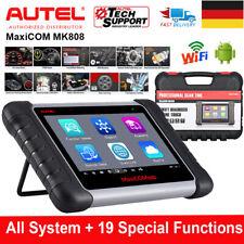 Autel MK808 Profi OBD2 Diagnosegerät für 60 Fahrzeugmarken Alle System TPMS EPB
