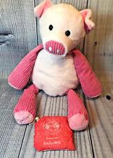"Scentsy Buddy Baby Pig Penny Plush 10"" Aromatherapy Soft with Kahiko Hula Pak"