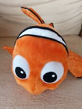 Large Finding Nemo - Official Disney Store soft toy plush