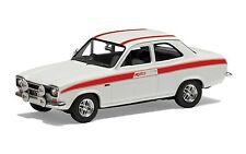 Corgi Vanguards VA09519 Ford Escort Mk1 Mexico, Diamond White - 60th Anniversary