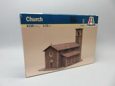 ITALERI Military Model 1/72 Accessories Church Scale Hobby 6129 T6129