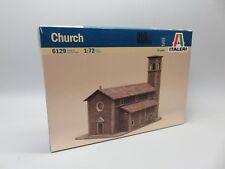 ITALERI Military Model 1/72 Accessories Church Scale Hobby 6129 T6129