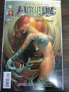 WITCHBLADE 81 VF+ IMAGE PA15-13