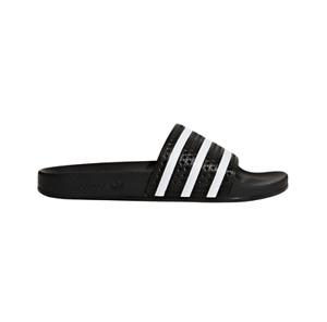 Adidas Adilette Black White Black Unisex Slides