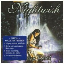 NIGHTWISH Century Child (Official Collector's Edition) CD 2007 + 5 Bonustracks